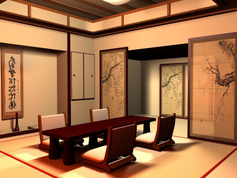 How to bring the philosophy of Asia into your living room (no leaks)