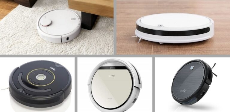 Cheapest Robot Vacuum Cleaner