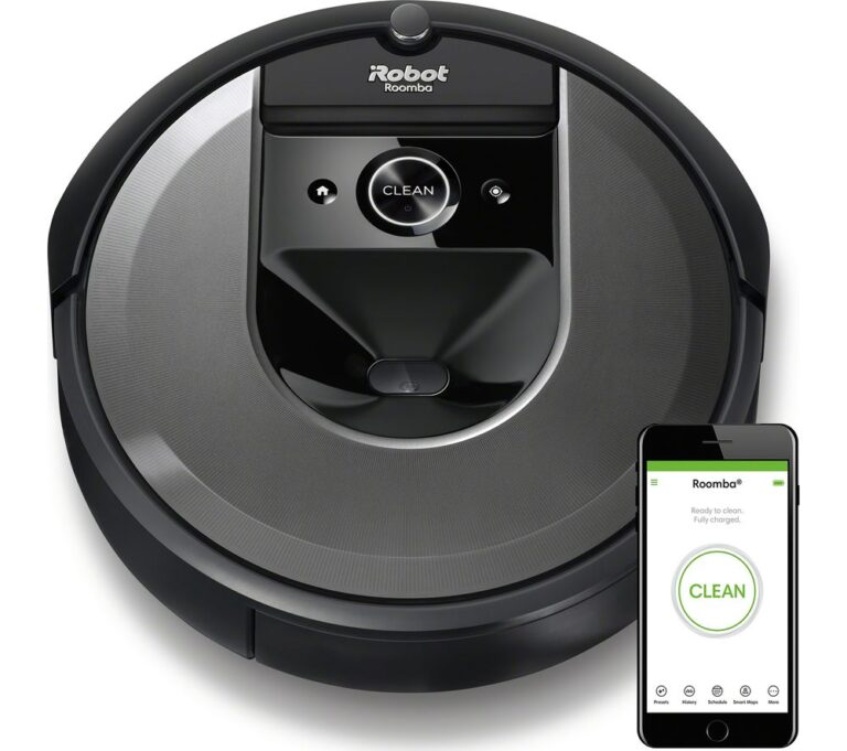 Robot Vacuum Cleaner Currys