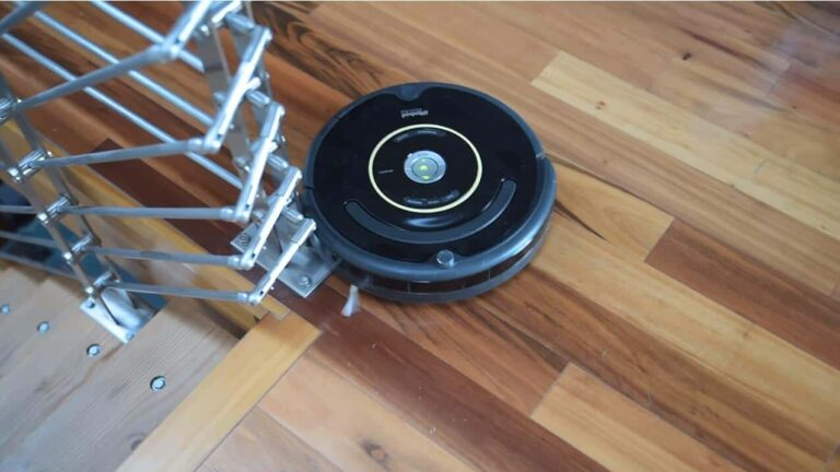 Robot Vacuum Cleaner Stairs