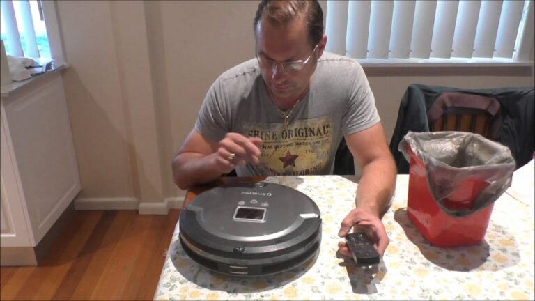 Stirling Robot Vacuum Cleaner Reviews