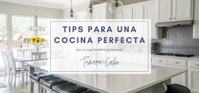 Tips for maintaining the perfect kitchen