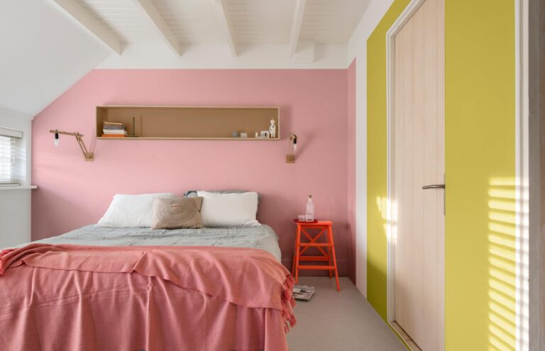17 cheerful, colorful and beautiful double rooms