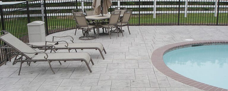 15 types of outdoor floors to cover the garden, pool or tiled part