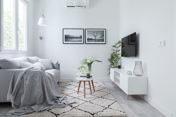 17 best colors that are combined with gray in the walls and decoration