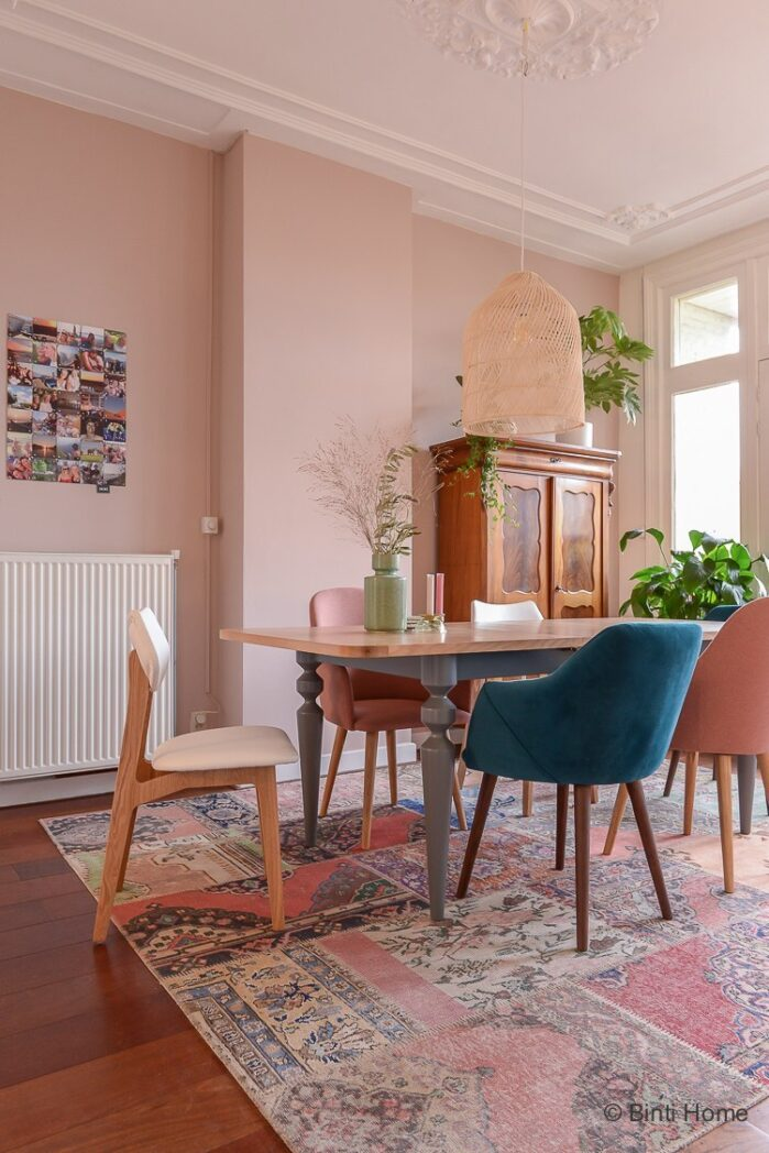31 beautiful colors to color your dining room