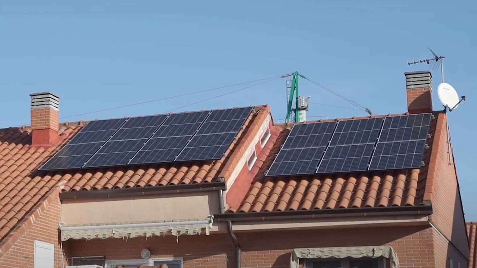 Photovoltaic solar energy for the home