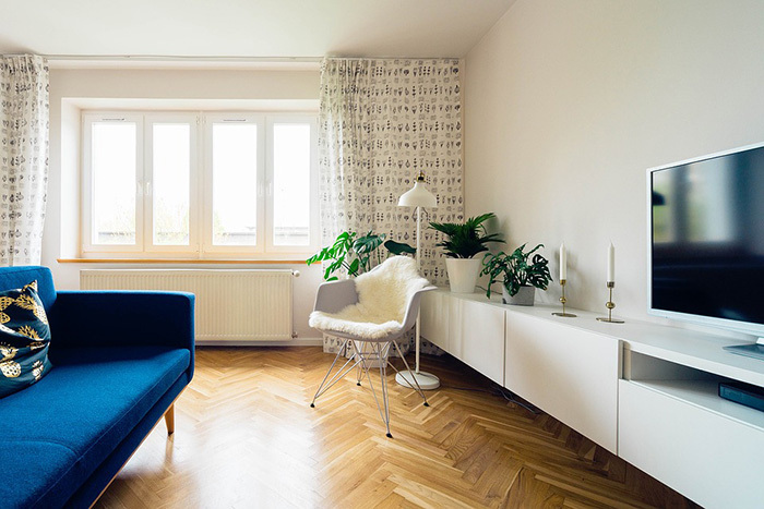 Bone color: the perfect tone for painting walls and decorating a house