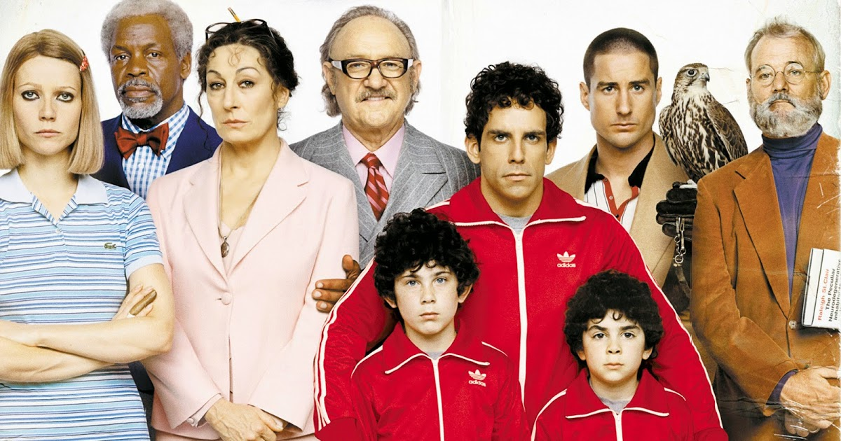 What are your best memories of the Tenenbaums house?