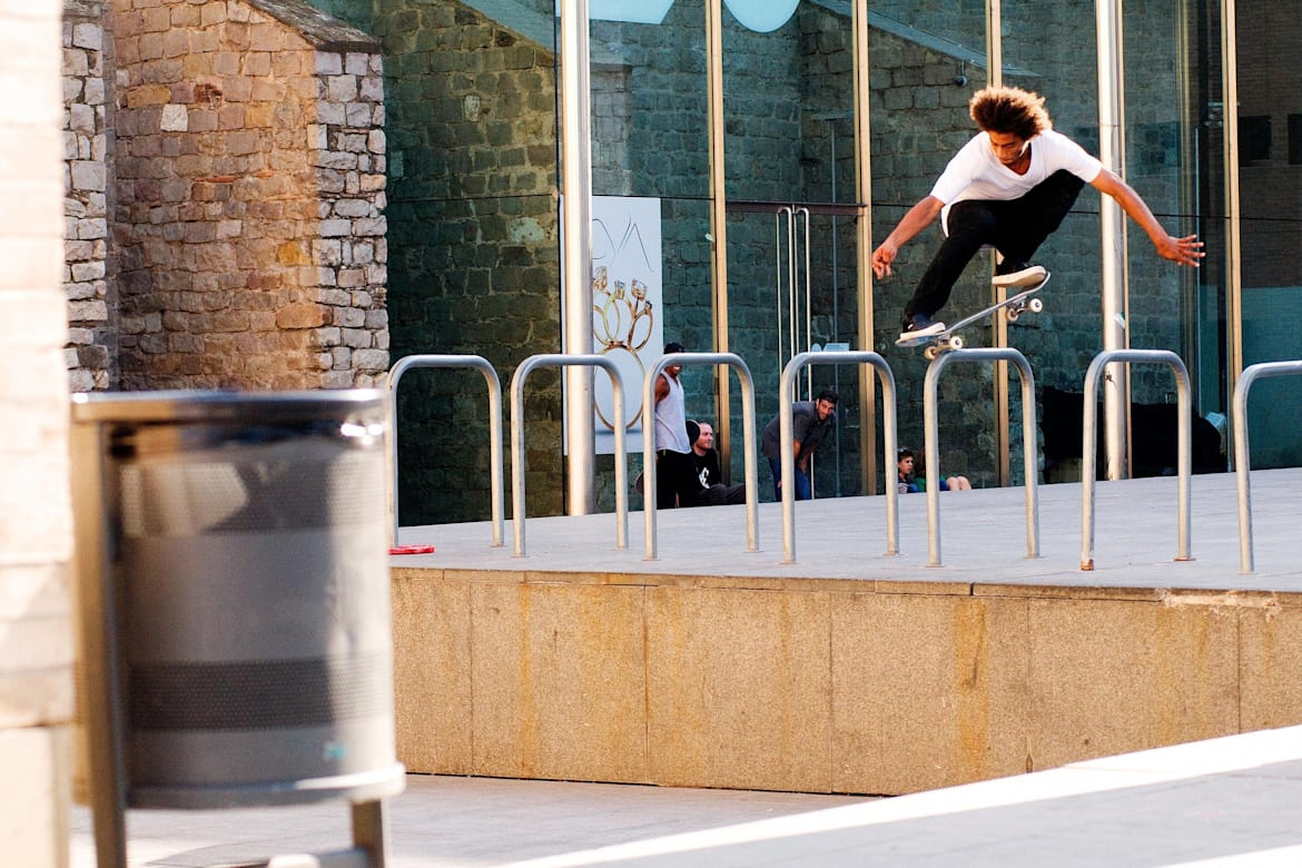 Barcelona and the tradition of skateboarding