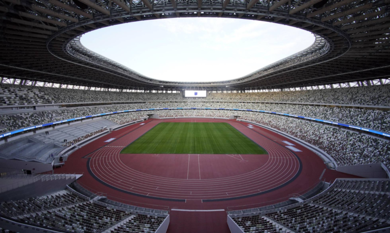 These are the amazing facilities of Tokyo 2020 (2021)