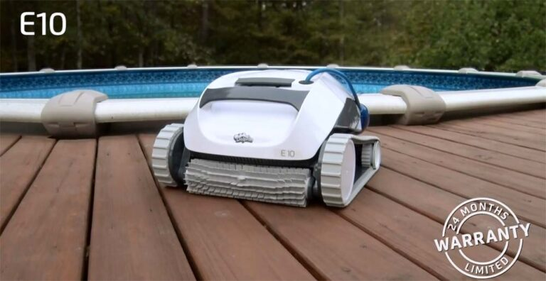 Pool Vacuum Robot For Above Ground