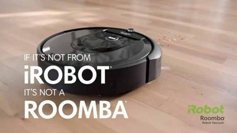 Roomba Robot Vacuum Commercial
