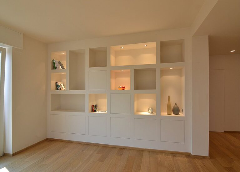 10 ideas for making drywall furniture at home