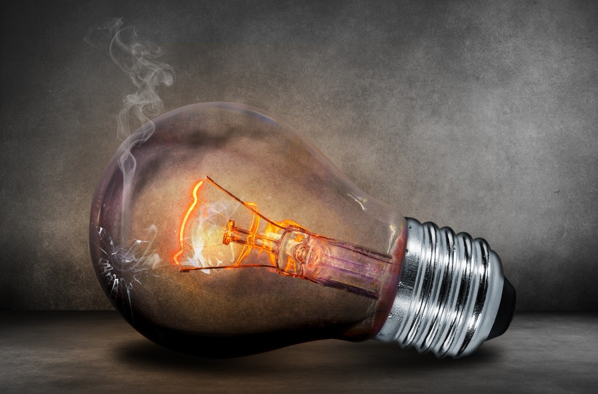 Reduce the number of light bulbs at home