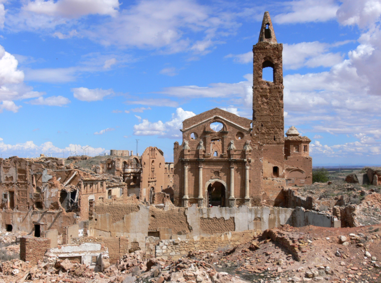 Five ghost towns in Spain that you must visit