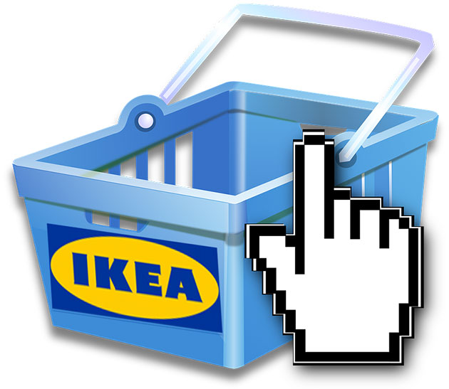 Ikea is launching online shopping to deliver orders at home