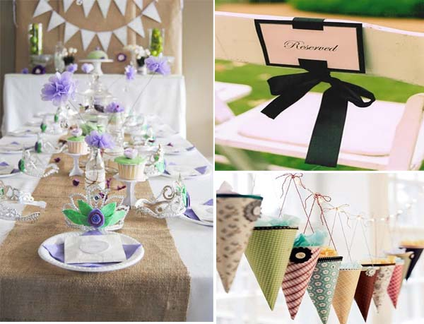 Ideas for preparing and decorating the First Communion at home.