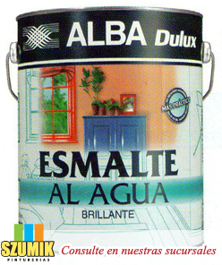 Water-based enamel, the best color for smooth walls