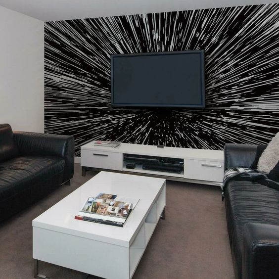 How to decorate your home in the style of Star Wars (and scare the dark side)
