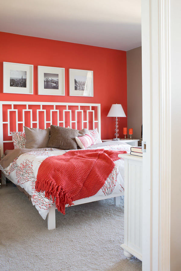 11 colors that are best combined with corals in the decoration