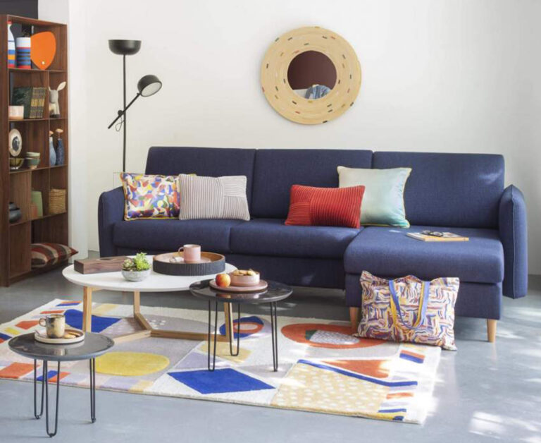Design sofa beds that add style and decoration